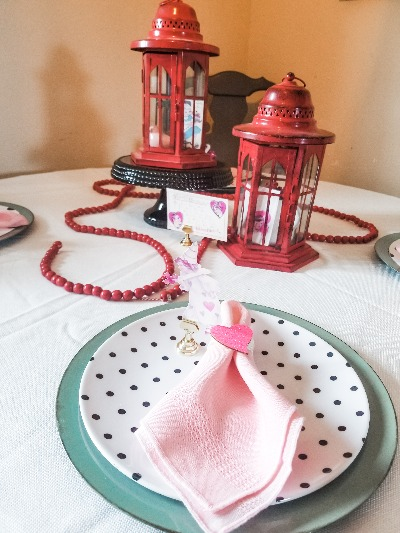 Make Your Own Table Decorations