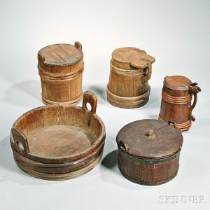 Antique Firkins